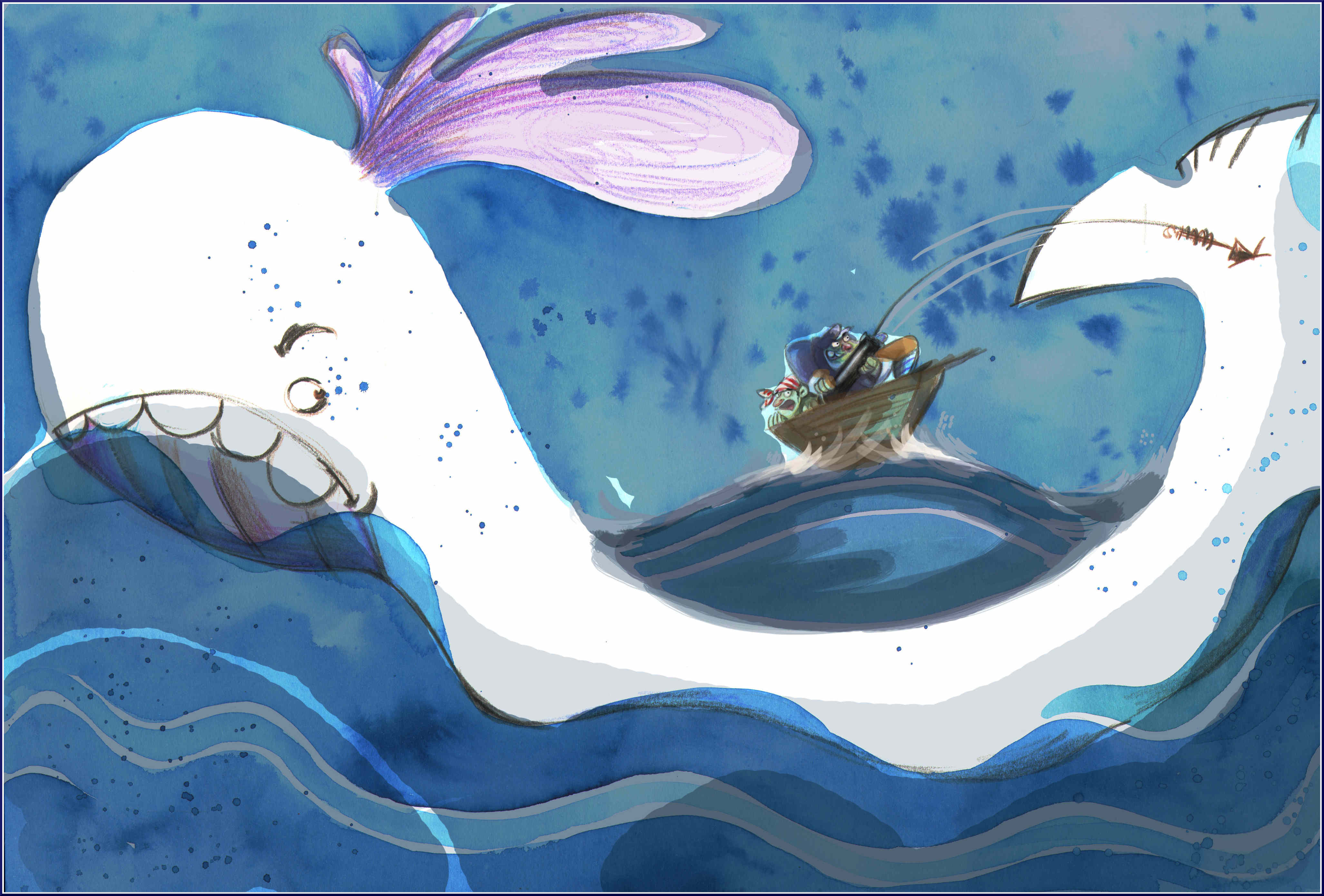 moby dick by ery