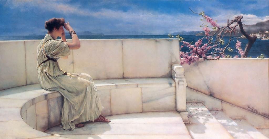 Alma Tadema_L'attesa