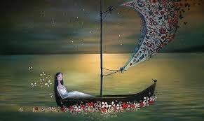 donna-sulla-barca